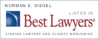 Best Lawyers - Norman Siegel