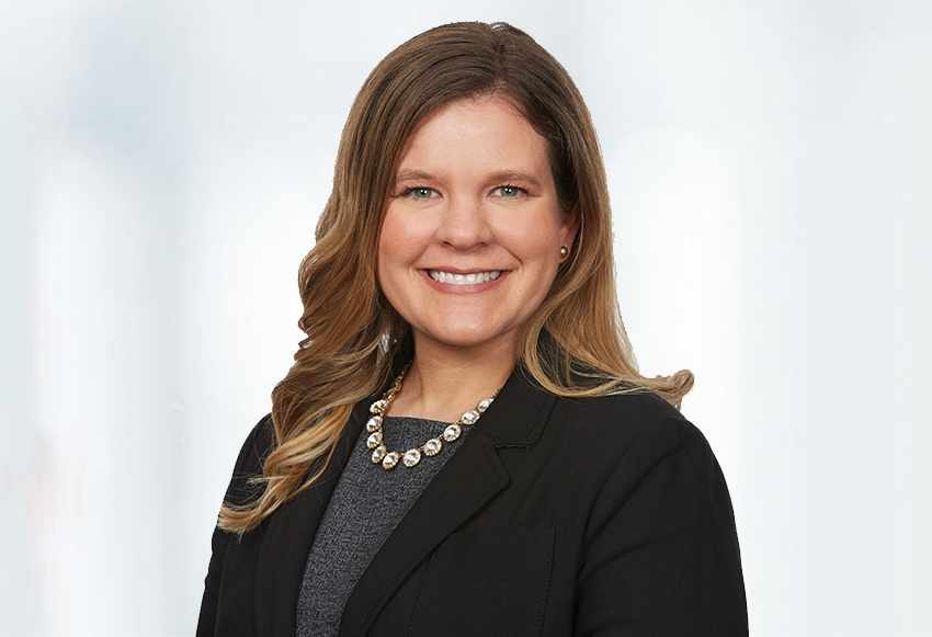 Crystal Cook Leftridge, Stueve Siegel Hanson LLP Photo