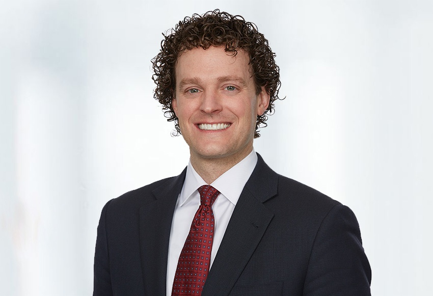 Ethan Lange, Stueve Siegel Hanson LLP Photo